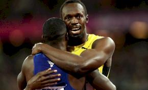 Bolt utolsó egyéni futása
