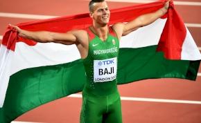 Szenzációsat futott Baji Balázs, aki bronzérmes 110 gáton