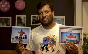Kamuzott egy indiai pár, hogy megmászta Mount Everestet