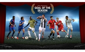 Szavazd meg az év gólját!