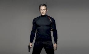 Már hivatalos, hogy újra Daniel Craig lesz James Bond