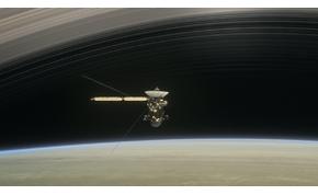 Pénteken pusztul el a Cassini űrszonda