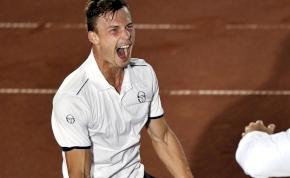 Davis-kupa: a belgákkal kell megküzdenie a magyar csapatnak