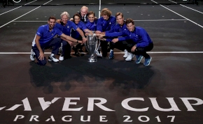 Véget ért a Laver Kupa: Európa nyert!