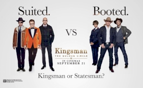 A Kingsman 2 az új trónkövetelő a mozikban