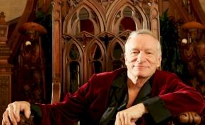 Ég veled Playboy nagypapa: elhunyt Hugh Hefner