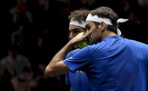 Összegyűjtötték Federer és Nadal legjobb pillanatait