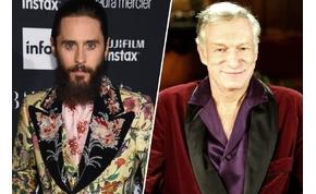 Jared Leto bújhat majd Hugh Hefner bőrébe
