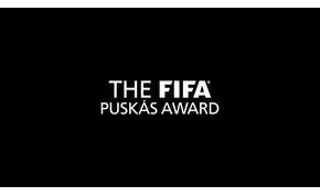 Itt vannak a Puskás-díj jelöltjei