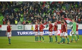 Győztünk, de mégis füttyszó búcsúztatta a magyar válogatottat