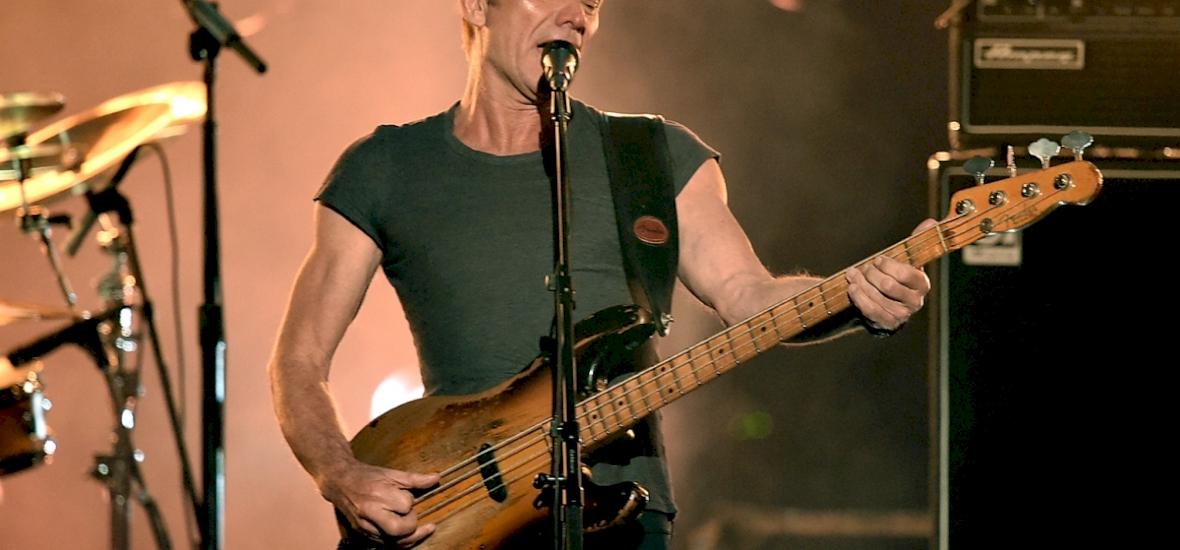 Sting nem fog csak úgy Happy Birthdayt énekelni