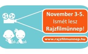 Ismét jön az Országos Rajzfilmünnep