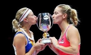 Tenisz döntőt nyertek Babosék
