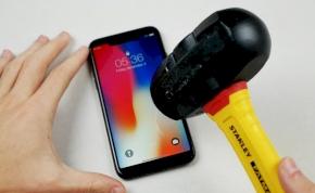 Szívesen tönkretennél egy iPhone X-et?
