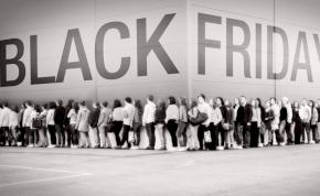 Itthon inkább neten Black Fridayezünk