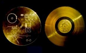 Kiadják a földönkívülieknek szánt lemezt