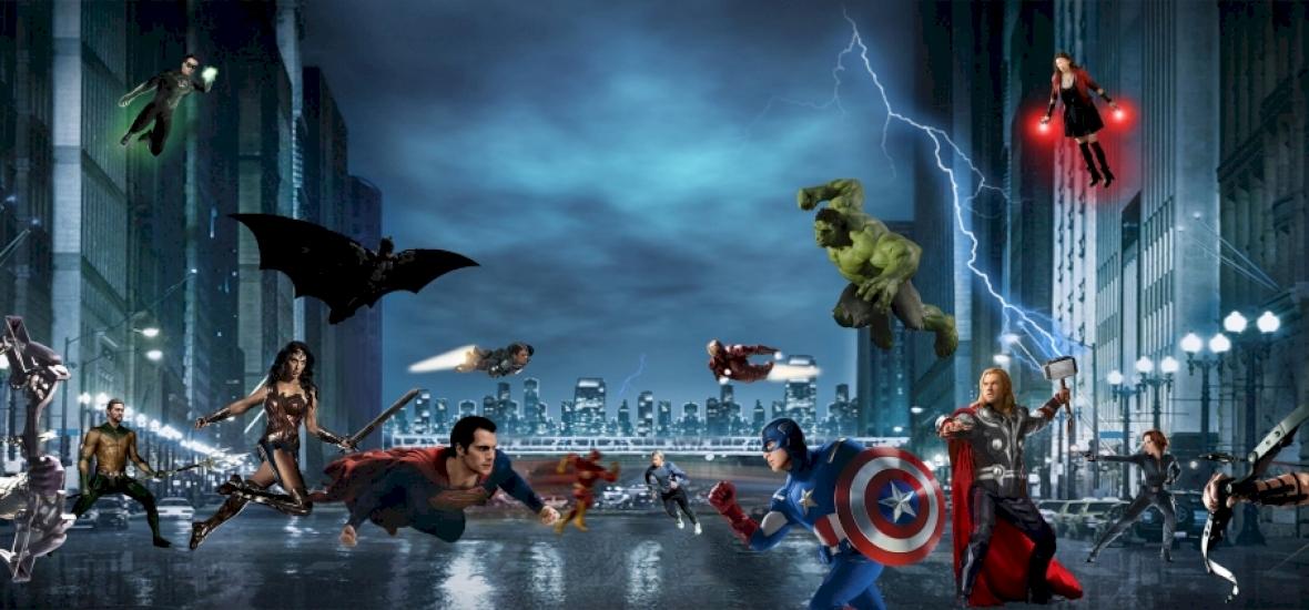Melyek voltak a legmenőbb szuperhősök 2017-ben