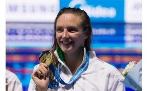 Hosszú Katinka a legjobb női sportoló az európai sportújságírók szerint