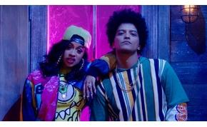 Bruno Mars új köntösbe bújtatta Finesse című számát