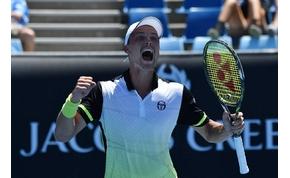 Fucsovics ott van a legjobb 16 között az Australian Openen