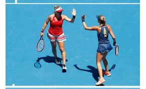 Babosék döntősök párosban az Australian Openen