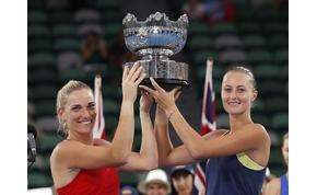 Babos Timi Grand Slam győztes női párosban