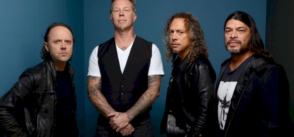Ezt is megéltük: a Metallica Rihannát énekelt