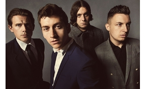 A Sziget Nagyszínpadán lép fel az Arctic Monkeys