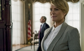 Beindult a House of Cards forgatása