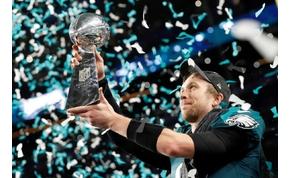 A Patriots nem tudta megvédeni címét, a Philadelphia Eagles nyerte a Super Bowlt