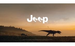 A Jurassic World és a Jeep is összeállt egy reklámra
