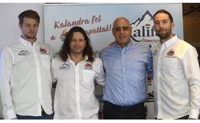 Klein Dávid és Varga Csaba is újabb csúcshódításra készül
