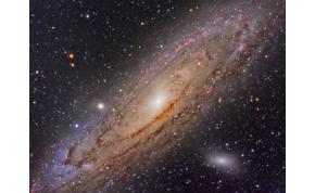 Fiatalabb az Androméda galaxis, mint gondoltuk
