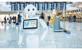 Robot állt munkába a müncheni repülőtéren