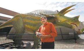 Dinoszaurusz-kiállítás lesz Szegeden