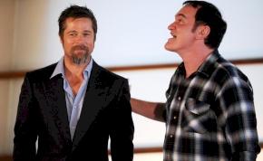 Pitt és DiCaprio együtt az új Tarantino filmben