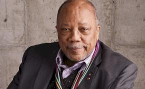 Quincy Jones Budapesten is szülinapozik