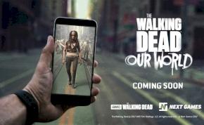 Végre belenézhetünk a Walking Dead játékba