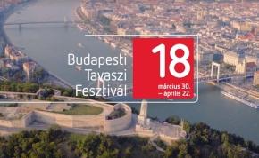 Indul a Budapesti Tavaszi Fesztivál