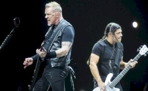 Tankcsapdát játszott a Metallica