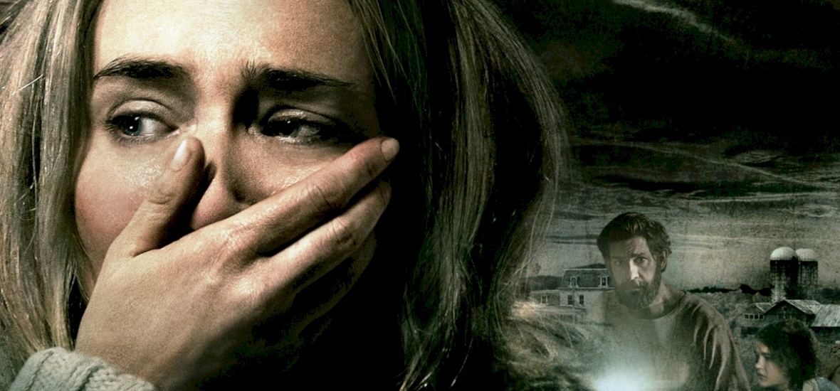John Krasinski thrillere tarol a mozikban