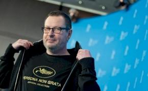 Lars von Trier újra Cannes-ban