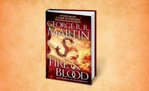 Jön az új George R. R. Martin könyv