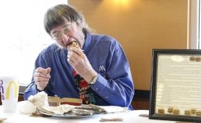 Mi lesz, ha megeszel 30.000 Big Macet?