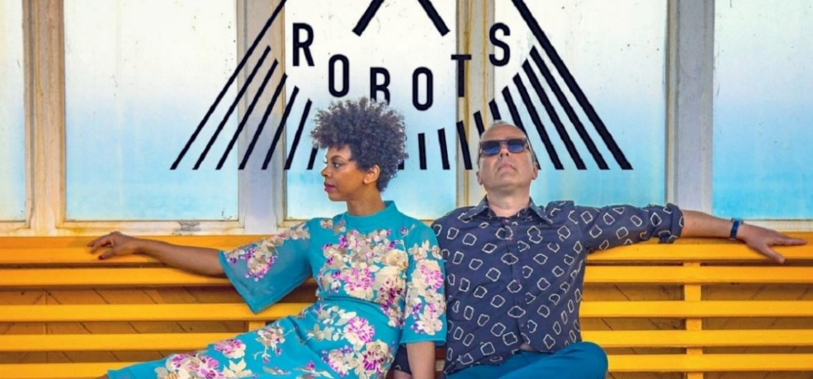 Mutatjuk Lenny Kravitz előzenekarát: MF Robots