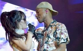 Pharrell Williams a sangriáról énekel