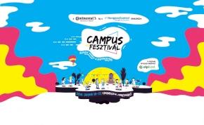 Idén is nagyszabású előadókkal dübörög a Campus Fesztivál