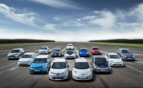 Egyre többen vesznek elektromos autót