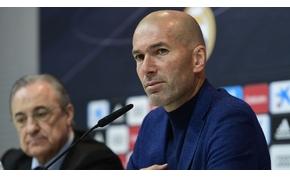 Zidane feláll a Real kispadjáról