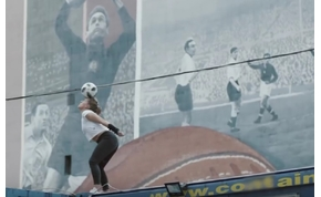 Budapesten forgatták a foci-vb dalának klipjét – sztárparádéval
